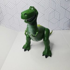 Disney Store Talking REX Toy Story 12-Inch Action